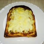 焼肉たれ「ピザトースト」